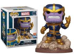 Pop! Marvel: Deluxe Thanos (Snapping) PX Previews Limited Edition Exclusive