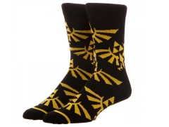 The Legend of Zelda Royal Crest Crew Socks