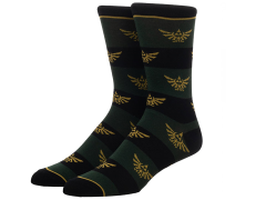 The Legend of Zelda Dress Socks