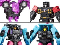 Transformers War for Cybertron: Siege Micromaster Wave 4 Set of 2 Two-Packs