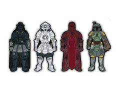 Star Wars Mei Sho Set of 4 Pins