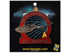 Star Trek: Discovery MicroFleet USS Discovery (NCC-1031) Pin