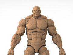 Titan Body (Asian Skin Tone) 1/12 Scale Action Figure Blank