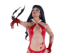 Vampirella 50th Anniversary (Crimson Blood) 1/6 Scale Limited Edition Statue
