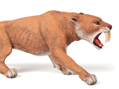 Smilodon Figure