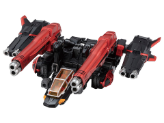 Diaclone Reboot DA-48 Cosmo Battles 02 (Red lightning Set) Exclusive