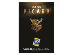 Star Trek: Picard Family Crest Pin