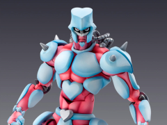 JoJo's Bizarre Adventure Super Action Statue Crazy Diamond