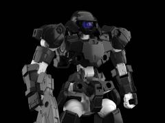30 Minute Missions #20 bEXM-15 (Portanova Black) Model Kit