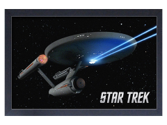 Star Trek Enterprise Framed Art Print