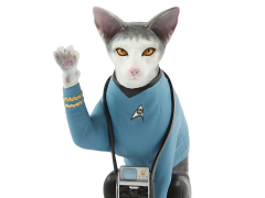 Star Trek: The Original Series Spock Cat Limited Edition Statue