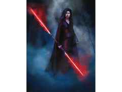 Star Wars Shadowy Corruption Limited Edition Lithograph