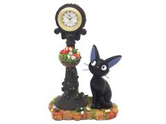 Kiki's Delivery Service Jiji's in Town Clock Diorama