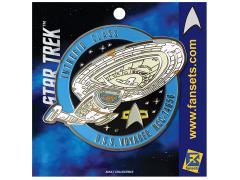 Star Trek: Voyager MicroFleet USS Voyager (NCC-74656) Pin