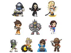 Overwatch Box of 12 Mini Vinyl Figures