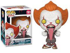 Pop! Movies: It Chapter Two - Pennywise (With Dog Tongue)