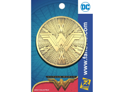 Wonder Woman Movie Logo Shield Pin