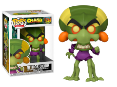 Pop! Games: Crash Bandicoot - Nitros Oxide
