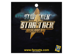 Star Trek: Discovery Logo Pin