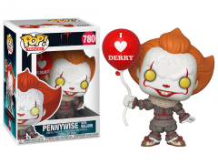 Pop! Movies: It Chapter Two - Pennywise (With Balloon)