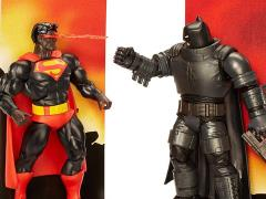 The Dark Knight Returns Multiverse Batman & Superman SDCC 2017 Exclusive Two-Pack