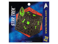 Star Trek: The Next Generation Borg Cube Pin
