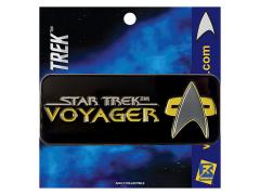 Star Trek: Voyager Logo Pin