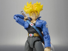Dragon Ball Z S.H.Figuarts Trunks (Premium Color Edition)