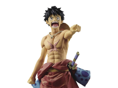 One Piece World Figure Colosseum 2 Vol.9 Monkey D. Luffy