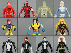 Marvel Hall of Fame Set of 11 Figures