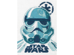 Star Wars Stormtrooper X-Stitch Kit