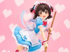 The Idolmaster Cinderella Girls Miria Akagi (Let's Go Miss Maid) 1/7 Scale Figure
