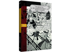 Kevin O'Neill's The League of Extraordinary Gentlemen (Gallery Edition)