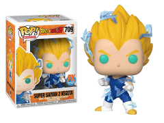 Pop! Animation: Dragon Ball Z - Super Saiyan 2 Vegeta PX Previews Exclusive