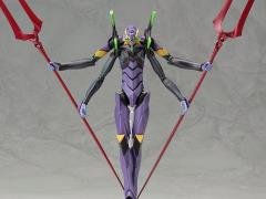 Rebuild of Evangelion EVA Unit-13 1/400 Scale Model Kit (2nd Production Run)