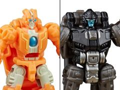 Transformers War for Cybertron: Siege Battle Masters Wave 4 Set of 2 Figures