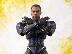 Avengers: Infinity War S.H.Figuarts Black Panther King of Wakanda Exclusive