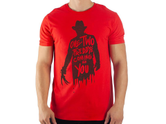A Nightmare on Elm Street Freddy's Coming For You T-Shirt