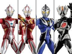 Ultraman ChoDo Ultraman 6 Exclusive Box of 10