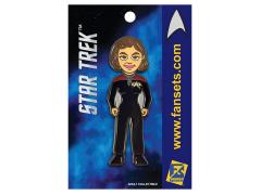 Star Trek: Voyager Captain Janeway Pin