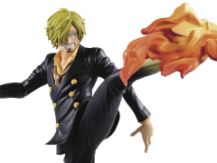 One Piece Battle Record Collection Sanji