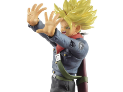Dragon Ball Super Super Saiyan Future Trunks (Galick Gun)