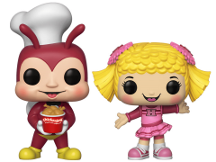 Pop! Ad Icons: Jollibee & Hetty Spaghetti Two-Pack Exclusive