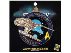 Star Trek: Discovery MicroFleet USS Shenzhou (NCC-1227) Pin
