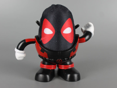Marvel PopTaters Collector's Edition Deadpool (Black Costume) Exclusive