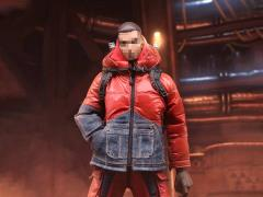 Fashion Down Jacket 1/6 Scale Accessory Set