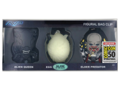 Alien vs. Predator SDCC 2019 Exclusive Bag Clip Set
