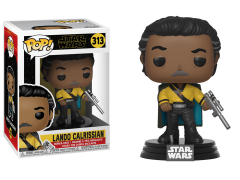 Pop! Star Wars: The Rise of Skywalker - Lando Calrissian