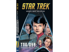 Star Trek Graphic Novel Collection #22 TNG/DS9: Divided We Fall