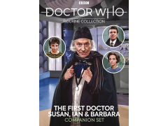 Doctor Who Figurine Collection Companion Set #8 First Doctor Companion Set